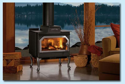 Offering wood burning and pellet stoves as well as electric fireplaces